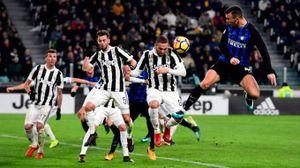 Juventus-Inter (Afp)