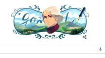 Grazia Deledda nel doodle di Google