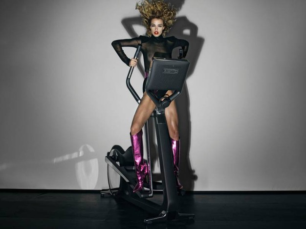 Calendario di Technogym - Hailey Clauson