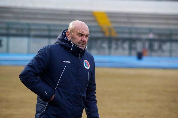 Giancarlo Favarin, allenatore del Gavorrano