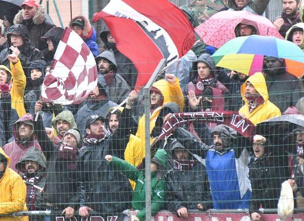 I tifosi (Foto Delia)