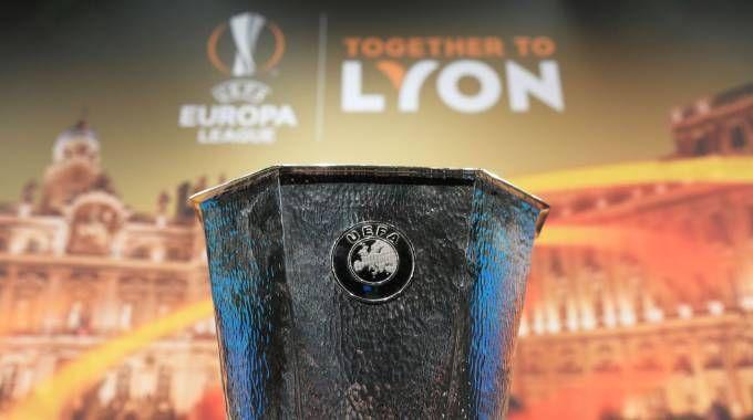 Sorteggi di Europa League (Afp)