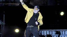 Vasco Rossi al concerto Modena Park (Barbaglia)