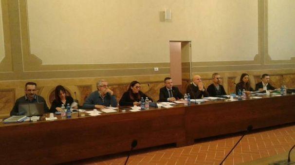 I gruppi di maggioranza in consiglio comunale a Montevarchi