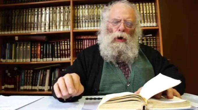 Il rabbino Shmuel Rodal