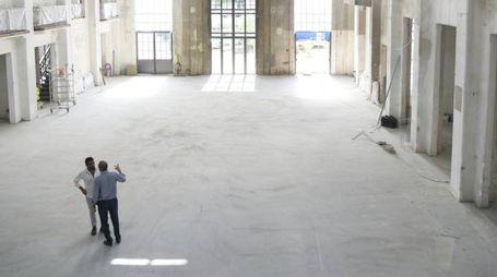 I privati rigenereranno un'area di 16mila metri quadrati