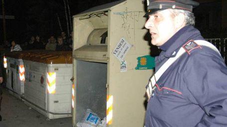 I carabinieri sperano in filmati di telecamere private