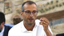 PAROLE GROSSE Il sindaco Matteo  Ricci  in Consiglio comunale: il clima con l'opposizione è stato incandescente
