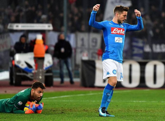 Napoli-Fiorentina 0-0 (Afp)