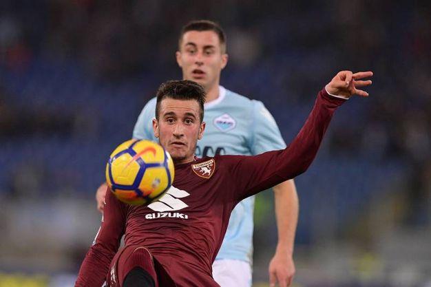 Lazio-Torino 0-1, Berenguer (Lapresse)