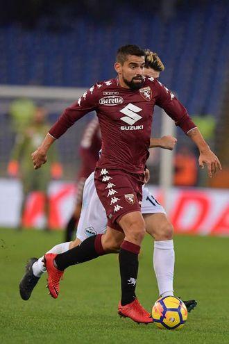 Lazio-Torino 0-2, Rincon (Lapresse)