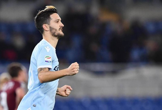 Lazio-Torino 1-2, Luis Alberto (Ansa)