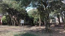 Il parco dedicato ai martiri delle Foibe