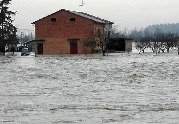 Lentigione, Reggio Emilia (Ansa)