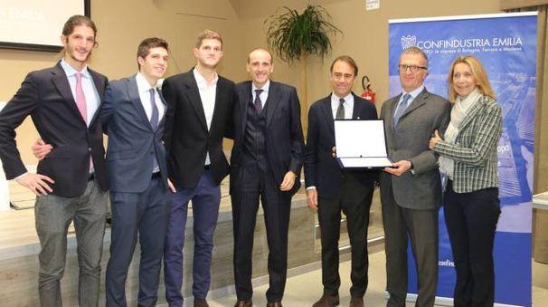 Premio Mascagni 2017, vince la Sit, Società Italiana Tecnospazzole (FotoSchicchi)