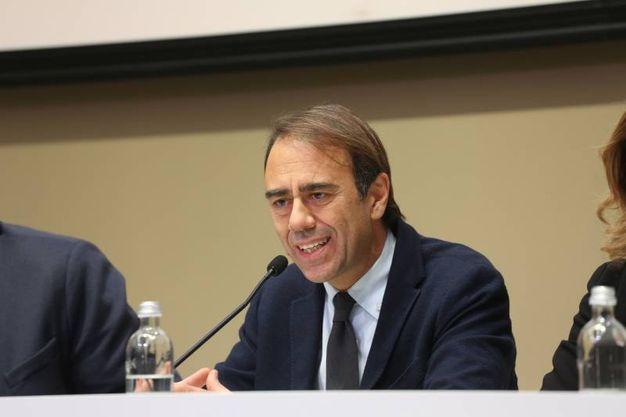 Il direttore di Qn e il Resto del Carlino Andrea Cangini (FotoSchicchi)