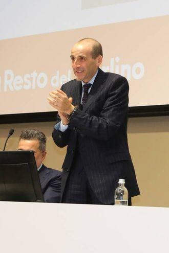 Alberto Vacchi, Confindustria Emilia Area Centro (FotoSchicchi)
