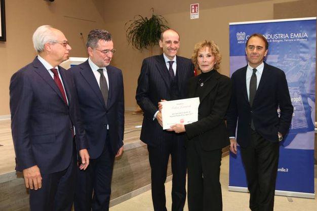 Premiata la Fabio Leonardi (FotoSchicchi)