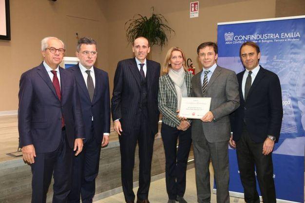 Scatolificio Porrettana, un'altra delle aziende che ha partecipato alla sesta edizione del Premio Mascagni (FotoSchicchi)