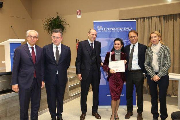 La Pactur, un'altra azienda presentata durante il Premio Mascagni (FotoSchicchi)