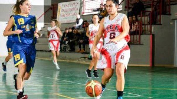 Giulia Camarri ha messo a segno sette punti
