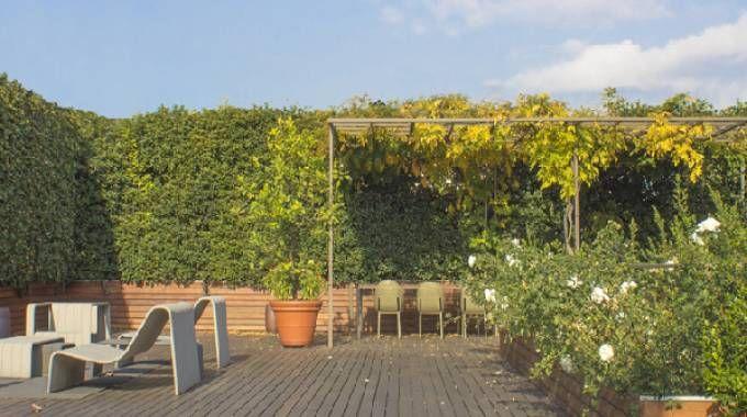 Ristrutturazione di una terrazza milanese