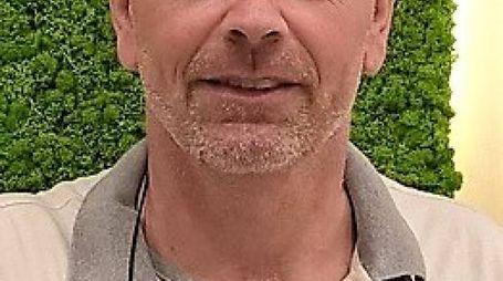 Stefano Vettori, il titolare della Caffetteria Parterre di Pistoia