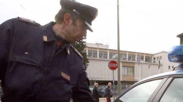 La polizia ha dovuto prendere misure drastiche contro la 52enne imolese