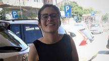 Giulia Camorani, ha vissuto anche due anni in una missione peruviana