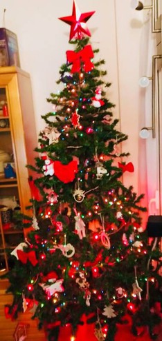 L'albero di Natale di Antonella