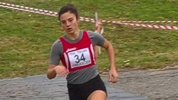 Ambra Sabatini in azione