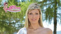 La copertina del calendario 2018 di 'Miss mamma italiana', con Giorgia Granata