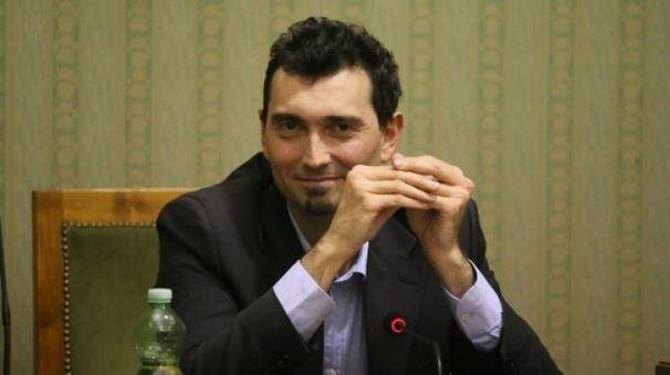 Il sindaco di Vigevano Andrea Sala