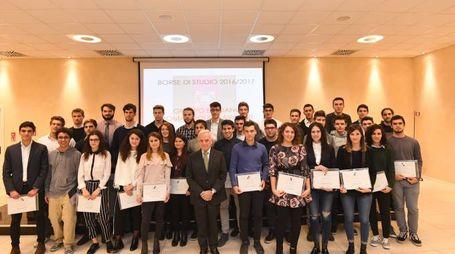Borse di studio ai giovani meritevoli degli istituti tecnici (FotoSchicchi)