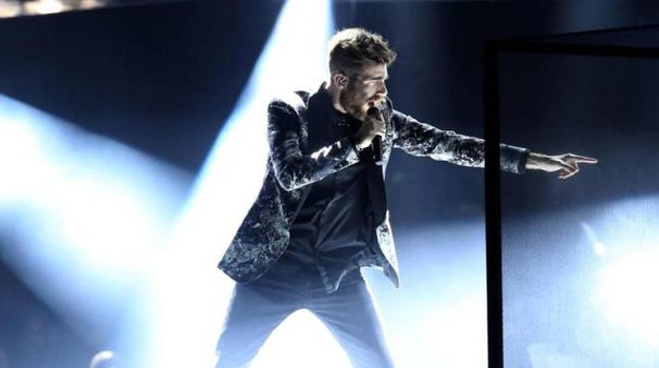 Licitra, il vincitore (a sorpresa) di X Factor 2017 (Ansa)