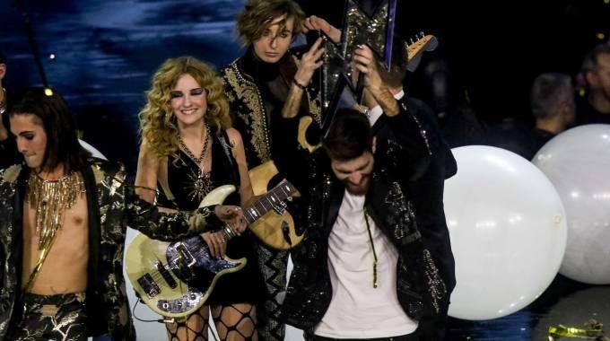 Finale di X Factor 2017: la vittoria è di Licitra (Lapresse)