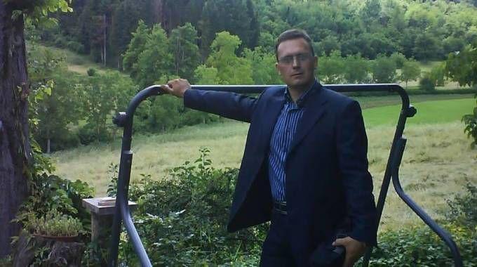 Igor il russo in una foto dal profilo Facebook (Ansa)