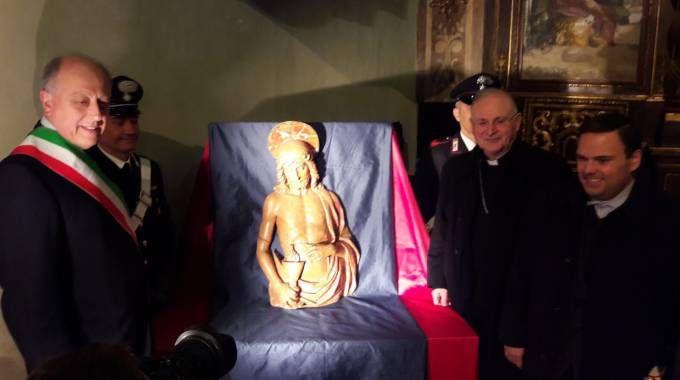 """Il """"Busto di Cristo"""" di Matteo Civitali"""