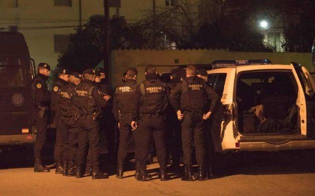 Durante la cattura sono morte tre persone (Foto Ansa)