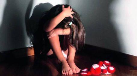 Violenza su minori (foto di repertorio)