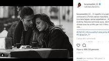 Luca Onestini e Ivana Mrazova (foto da Instagram)