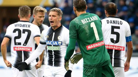 Inter-Udinese (Ansa)