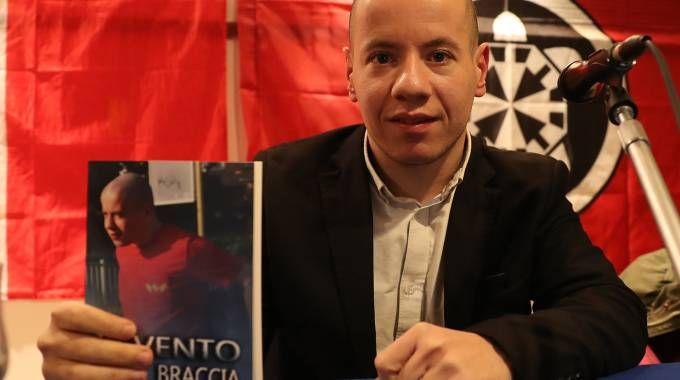 Claudio Palmulli presenta il suo libro: 'Il vento nelle braccia'