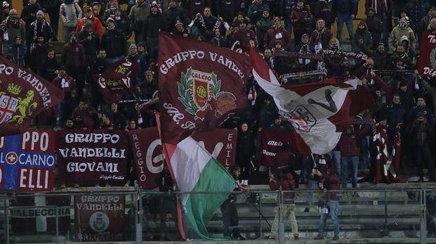 I tifosi della Reggiana