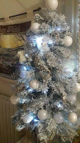 Presepe e albero di Matteo Pistoia di Perignano (Pisa)