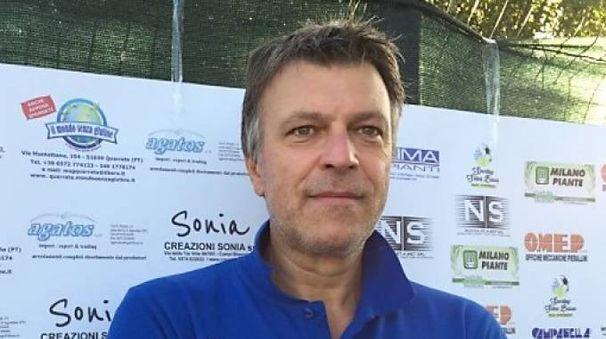 Paolo Biagiotti, il tecnico della Pistoiese femminile