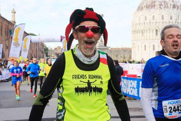 Maratona di Pisa (foto Teta/Valtriani)