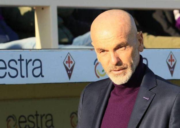Fiorentina-Genoa. Pioli (Germogli)