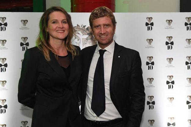 Pietro Maresca accompagnato dalla moglie (Foto Schicchi)