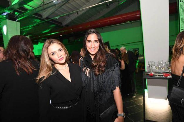 Giulia Lea e Gloria Giorgi  (Foto Schicchi)